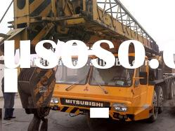 used tadano hydraulic truck crane 50ton made in Japan for sale