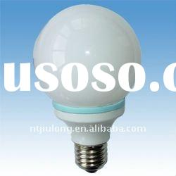 white plastic globe led light bulb g80 light 110-130V/220-240V e14 e27 color changing led bulb