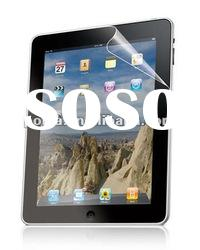 wholesale anti-scratch screen protector for ipad 2 (manufacturer)