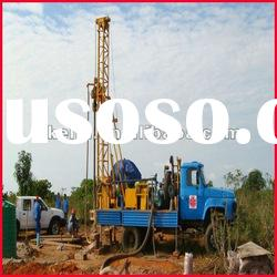 widely use in water well,borehole,geology exploration! AKL-R-2 water well drilling rig