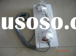 with longer 3.8M cord mobile phone headphone with CE, FCC, ROHS