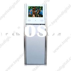 19' LCD floor standing Advertising Display