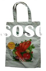 2011 Fashion Organic Cotton Fabric Bag