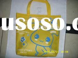 2011 new nonwoven tote shopping bag promotion bag