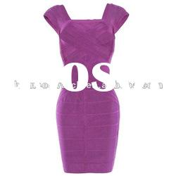 2012 Purple Fashion Lady Prom Dress,Fashion Gowns,Evening Dress DH115