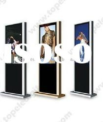 37 inch floor stand exhibition advertising equipment lcd display