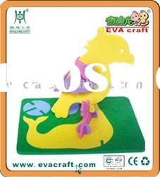 3D EVA foam Bird Puzzle