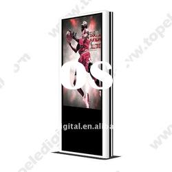 42 Inch LCD Advertising Media Player For Mall