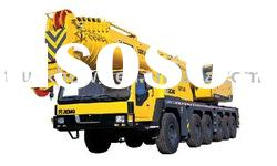 50t Powerful QAY50K All terrain crane with auto-shift transmission