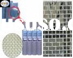 5x5mesh electro galvanized before weaving wire mesh