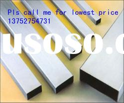 ASTM 316L stainless steel square pipe