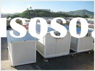 Accommodation container
