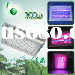 Agriculture Lighting 300W led grow light panel for tomato,fruits in red660nm