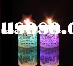 Battery Operated LED Candle Lamps