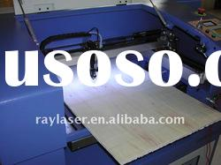 CO2 wood laser cutting and engraving machine RL4060, wood laser cutter machine desktop