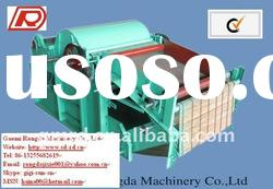 China manufacture of cotton/textile waste recycling machine