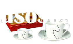 Coffee Cup Saucer (GS129)