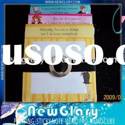 Customized Sticky Memo Pads NG-B974E