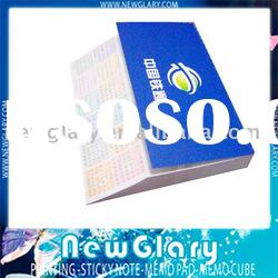 Cute Memo Pad With Box NG-9I847