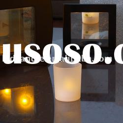Flashing Rechargeable LED candles