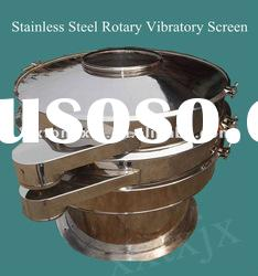 Grain Seeds Rotary Vibrate Screen Machine For Sale