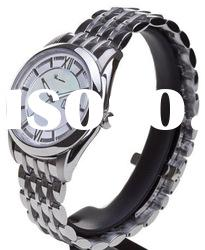 High quality stainless steel fashion mechanical watch