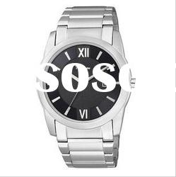 Hot!!!fashion japan movt quartz watch stainless steel watch