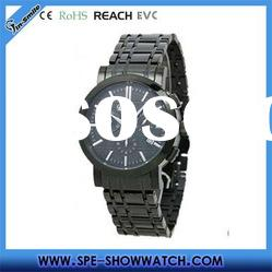 Hot!fashion man watch fashion promotional gift with gift box-oem