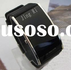 Hot!!led watch with watch box promotional gift-OEM&ODM