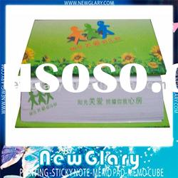 Hot sell Memo Pad With Box NG-B97M6