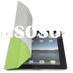 Latest Arrived Hot Slim Leather Case for ipad 2