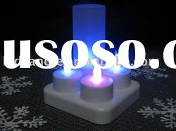 Led gift candle, decorative lamp,