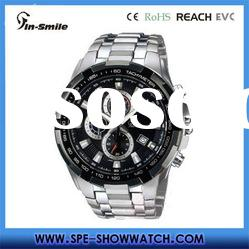 Look!!! High quality stainless steel watch-OEM
