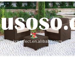Luxury patio wicker set outdoor rattan furniture PF-1156-R
