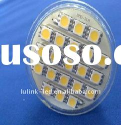 MR16 21 SMD LED Spot Light Bulb Lamp 12V 3W