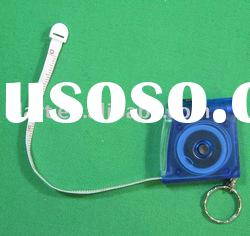 Measure Tape Key Chain / promotion gift
