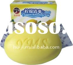Moisten and whiten skin soap