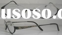 New Metal Reading Glasses With Acrylic Lens (Sample Charge Free)