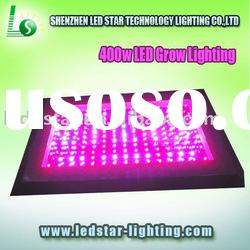 Powerful 400w LED grow light produce excellent growing results