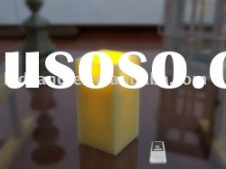 Remote controlled LED Candle