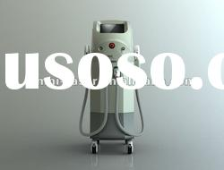 SHR technology beauty machine for painfree hair removal and skin rejuvenation