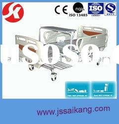 SK019 Two-function Manual Hospital Bed