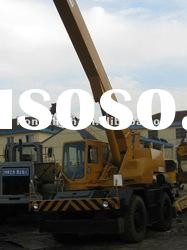 Secondhand TADANO rough terrain crane Tadano 25tons loading capacity in BEST price