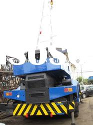 Secondhand TADANO rough terrain crane Tadano 45tons loading capacity in BEST price