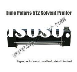 Smart Polaris 512 Large Format Solvent Printer Outdoor Adverting Printer