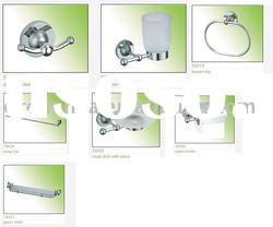 Towel bar,single towel bar,bathroom accessories,towel ring,paper holder,sanitary ware