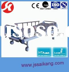 Two-Function Manual Hospital Bed