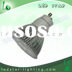 USA/Europe 3W(3*1W) GU10 led spotlight ceiling lights Cabinet and under counter lighting LS-CS-02A