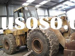 USED WHEEL LOADER OF THE CAT 966F
