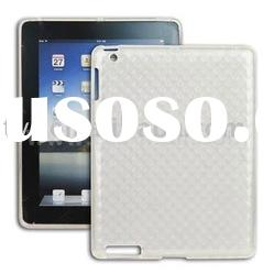 Unique Cube Check Pattern TPU Cover Case For Apple iPad 2nd Generation